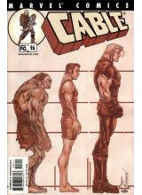 Комикс 2001-10 Cable 96