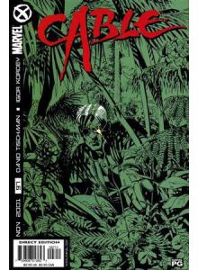 Comics 2001-11 Cable 97