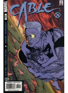Comics 2002-01 Cable 99