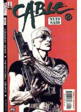 Комикс 2002-02 Cable 100