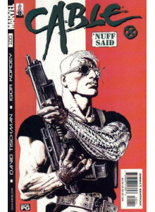 Comics 2002-02 Cable 100