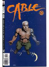 Комикс 2002-07 Cable 105