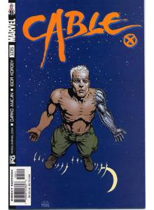 Comics 2002-07 Cable 105
