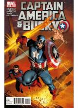 Комикс 2011-11 Captain America and Bucky 622