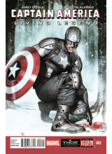 Комикс 2013-12 Captain America Living Legend 2
