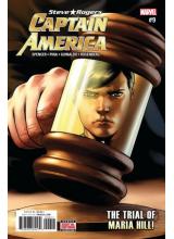 Комикс 2017-03 Captain America - Steve Rogers 9