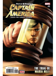 Comics 2017-03 Captain America - Steve Rogers 9