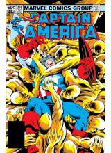 Комикс 1982-12 Captain America 276