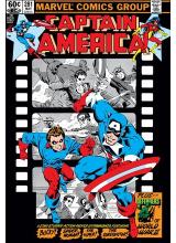 Комикс 1983-05 Captain America 281