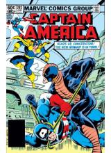 Комикс 1983-06 Captain America 282