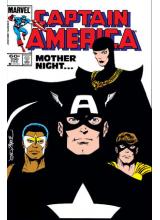 Комикс 1984-02 Captain America 290