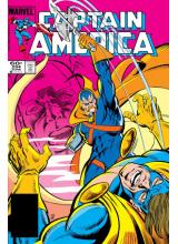 Комикс 1984-06 Captain America 294