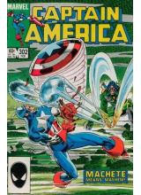 Комикс 1985-02 Captain America 302