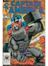 Комикс 1985-11 Captain America 311