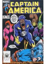 Комикс 1986-03 Captain America 315