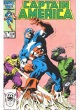 Комикс 1986-12 Captain America 324