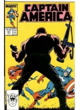 Комикс 1987-07 Captain America 331