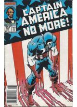 Комикс 1987-08 Captain America 332
