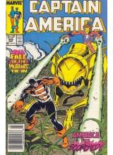 Комикс 1988-03 Captain America 339
