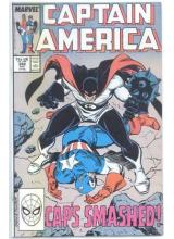 Комикс 1988-12 Captain America 348