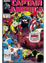 Комикс 1989-04 Captain America 352