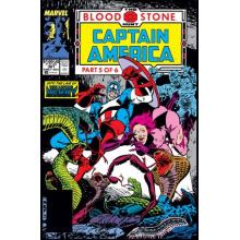 Комикс 1989-11 Captain America 361