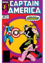 Комикс 1989-11 Captain America 363