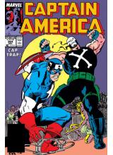 Комикс 1989-12 Captain America 364