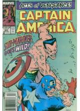 Комикс 1989-12 Captain America 365