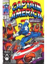 Комикс 1991-05 Captain America 385