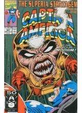 Комикс 1991-07 Captain America 387