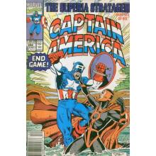 Комикс 1991-09 Captain America 392