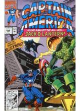 Комикс 1992-01 Captain America 396