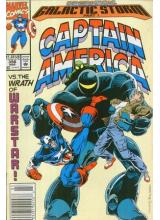 Комикс 1992-03 Captain America 398