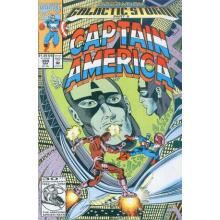 Комикс 1992-04 Captain America 399