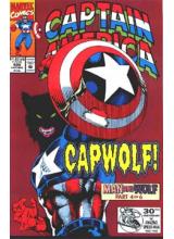 Комикс 1992-08 Captain America 405