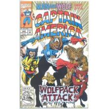 Комикс 1992-09 Captain America 406