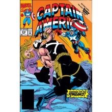 Комикс 1992-12 Captain America 410