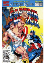 Комикс 1992 Captain America Annual 11