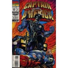 Комикс 1994-06 Captain America 428