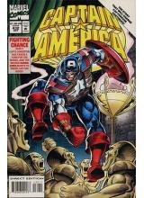 Комикс 1994-10 Captain America 432