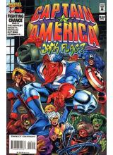 Комикс 1994-12 Captain America 434