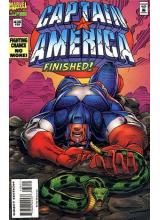 Комикс 1995-02 Captain America 436