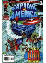 Комикс 1995-06 Captain America 440