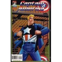 Комикс 1996-04 Captain America 450