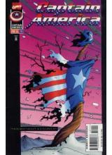 Комикс 1996-05 Captain America 451