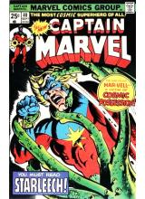Комикс 1975-09 Captain Marvel 40