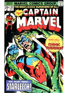 Comics 1975-09 Captain Marvel 40
