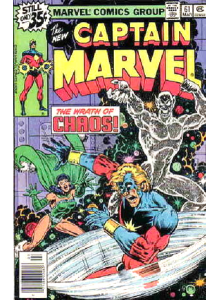 Comics 1979-03 Captain Marvel 61