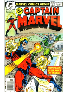 Comics 1979-05 Captain Marvel 62
